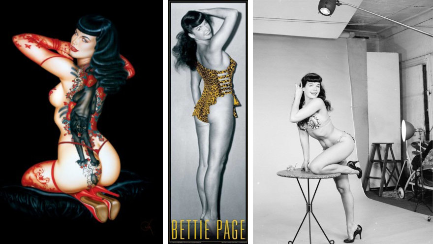 posters pinup