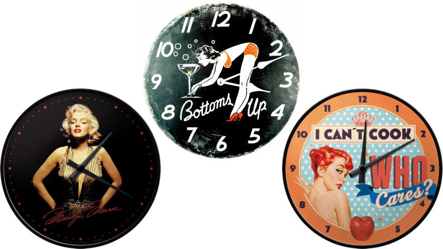 relojes pin up